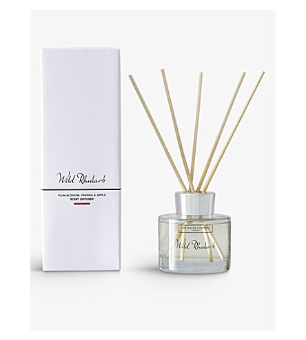 THE WHITE COMPANY Wild Rhubarb diffuser 150ml (No+colour