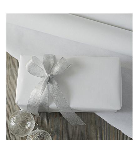 THE WHITE COMPANY White kraft paper 10m (White