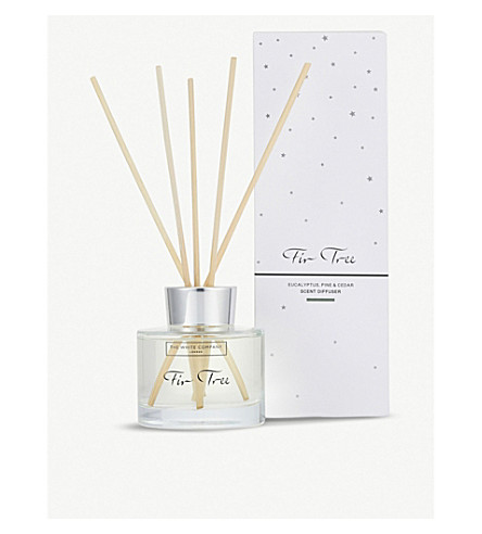 THE WHITE COMPANY Fir tree diffuser (No+colour
