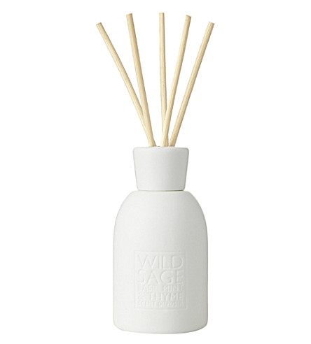 THE WHITE COMPANY Wild Sage ceramic diffuser (No+colour