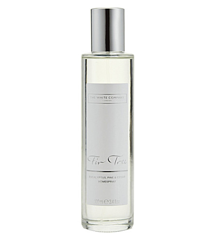 THE WHITE COMPANY Fir Tree home spray (No+colour
