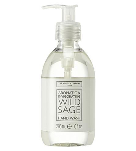 THE WHITE COMPANY Wild Sage hand wash (No+colour