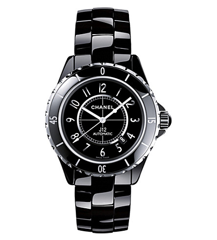 CHANEL H2980 J12 42mm titanium and high-tech ceramic watch