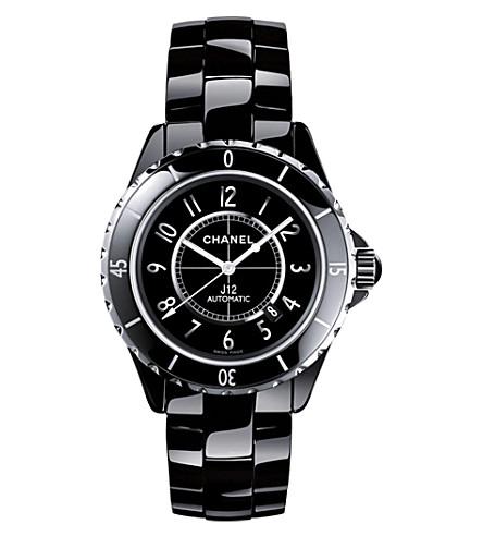CHANEL H2980 J12 42mm titanium and high-tech ceramic watch