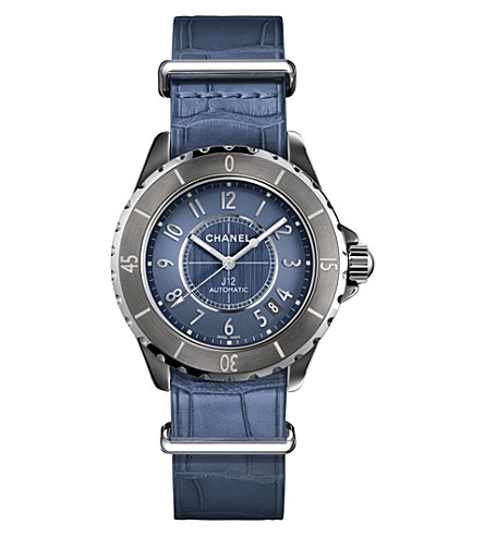 CHANEL H4338 J12 38mm G10 titanium high-tech ceramic and steel watch