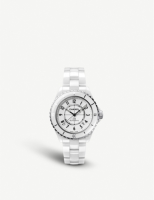 H5700 J12 automatic ceramic and steel watch(8142808)