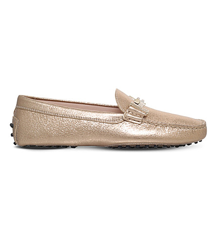 TODS Gommino Heaven leather driving shoes