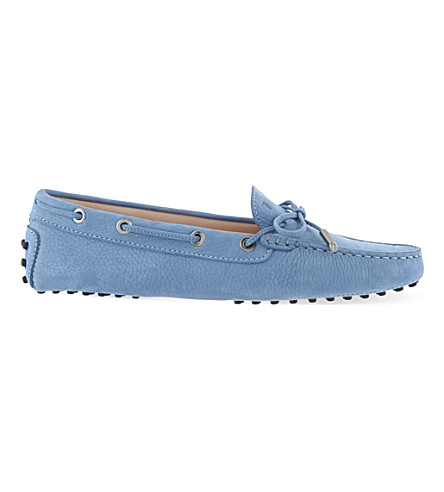 TODS Gommino Heaven driving shoes (Blue