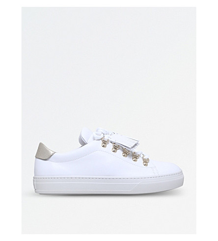 TODS Sportivo leather trainers (White/oth