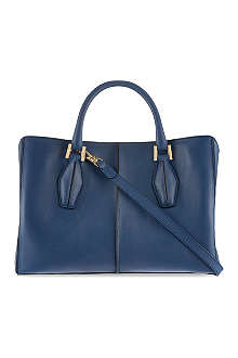 TODS D-Cube medium tote