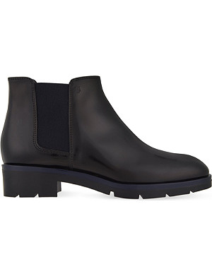 TODS Gomma Chelsea boots