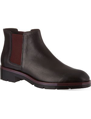 TODS Gomma low-cut ankle boots