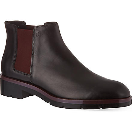 TODS Gomma low-cut ankle boots (Blk/other