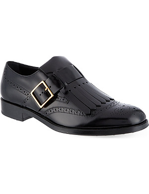TODS Gomma Macro monk shoes