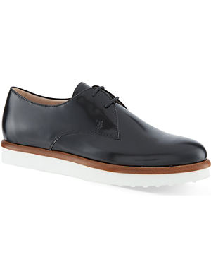 TODS Gomma Derby shoes