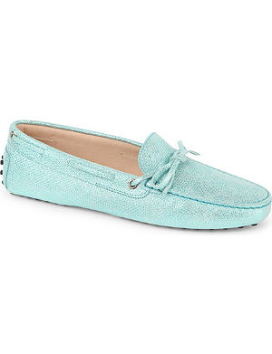 TODS Heaven New Laccetto loafers