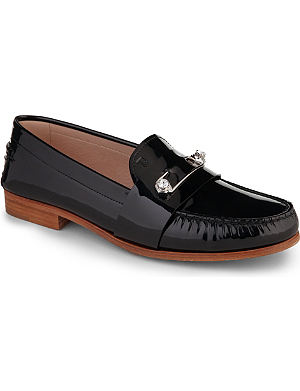 TODS Cuoio Spilla moccasins