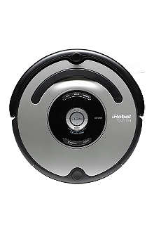 IROBOT Roomba 555 vacuum robot with timer