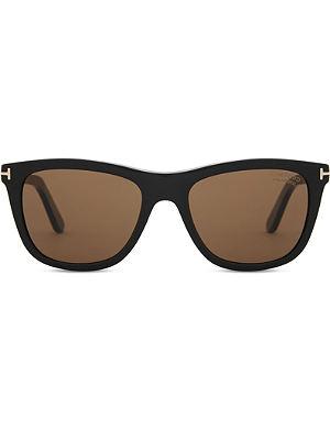 71aa5da4e6 TOM FORD - Tf590 Bryan square-frame sunglasses