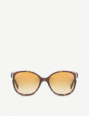 PRADA PR01OS square sunglasses