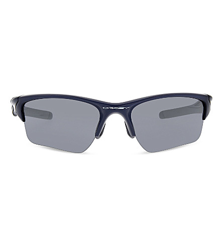 OAKLEY Irregular sunglasses (Blue