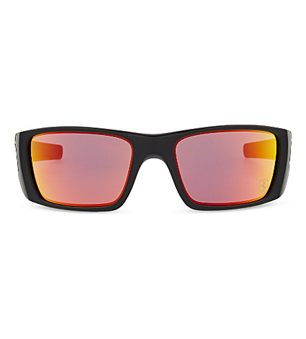 OAKLEY Rectangle sunglasses (Black
