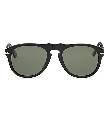 PERSOL Aviator sunglasses (Black