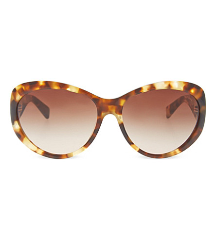 MICHAEL KORS Jet Set tortoise shell sunglasses (302813brown
