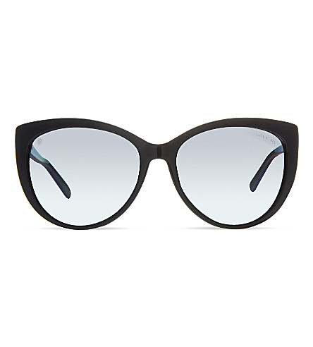 MICHAEL KORS MK2009 56 Gstaad cat eye sunglasses (3005t3black