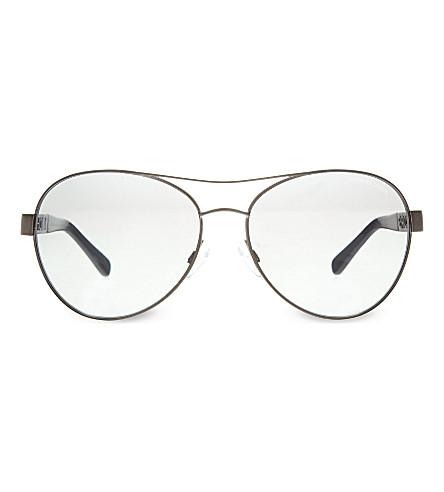 MICHAEL KORS MK5003 Cagliari aviator sunglasses (100211grey