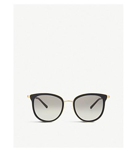 MICHAEL KORS MK1010 Adrianna I round-frame sunglasses (Black
