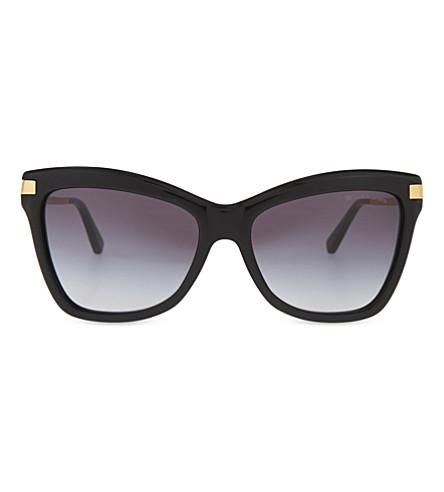 MICHAEL KORS MK2027 Audrina III square-frame sunglasses (Black