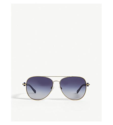 be9f04c7f7c MICHAEL KORS - MK1015 Pandora pilot-frame sunglasses