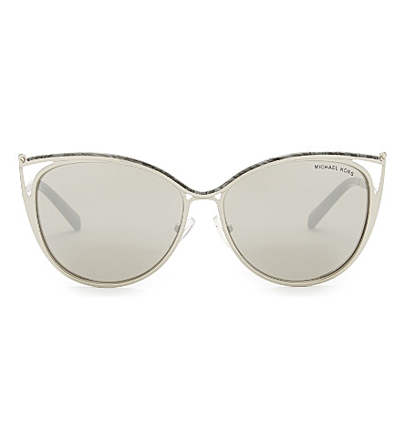 MICHAEL KORS Mk1020 cat-eye sunglasses (Gray