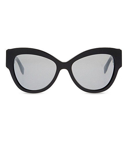 FENDI Black cat eye sunglasses (Black