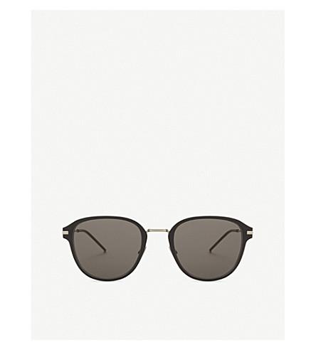 DIOR Al13.9 square-frame sunglasses (Silver
