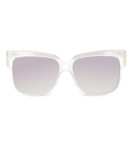 MARC JACOBS MMJ 423/S clear sunglasses (Clear