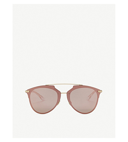 DIOR Cd000749 aviator sunglasses (Clear