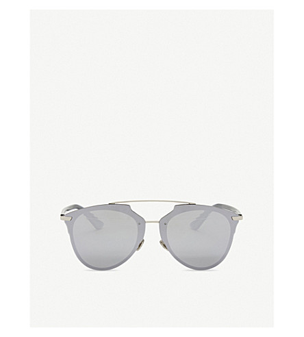 DIOR Cd000749 aviator sunglasses (Silver