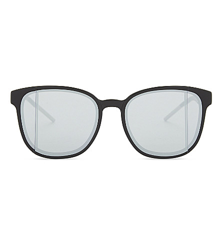 DIOR Diorstep square sunglasses (Black