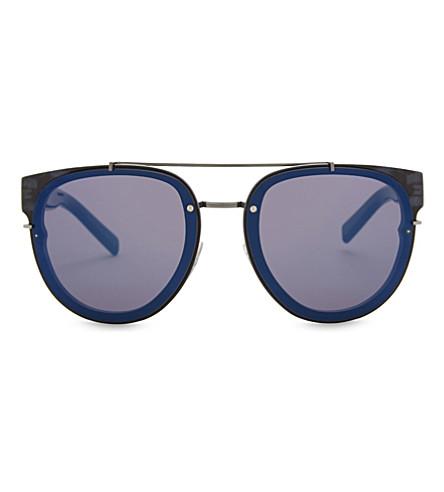 DIOR Blacktie143s square-frame sunglasses (Grey