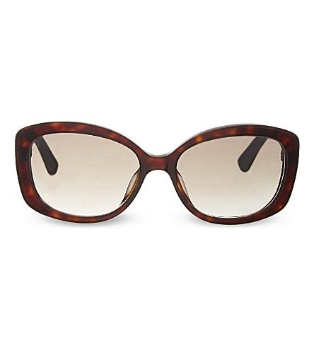 DIOR Extase 2 havana sunglasses (Pink