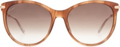 GUCCI - Gg3771 cat-eye frame sunglasses Selfridges.com