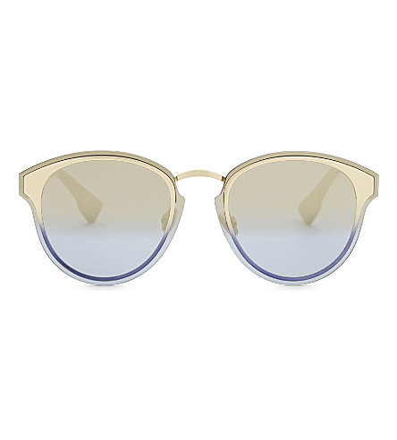 DIOR Nightfall ombré sunglasses (Gold