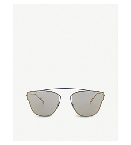 DIOR Diordior 204 pilot sunglasses (Blue