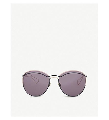 DIOR Dior233311 round-frame sunglasses (Blue