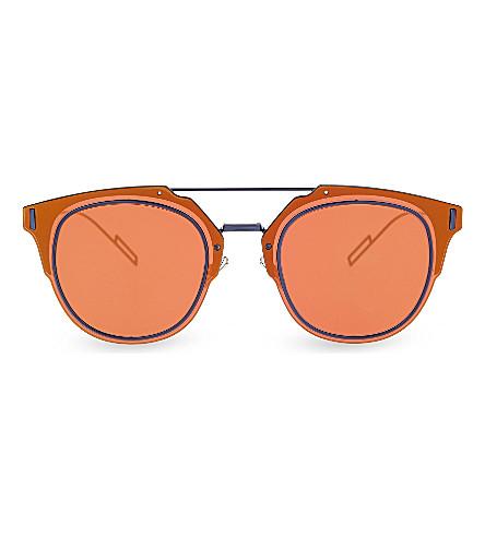 DIOR Round-frame sunglasses (Blue