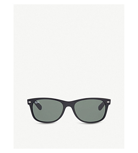 RAY-BAN RB2132 Wayfarer sunglasses (Black