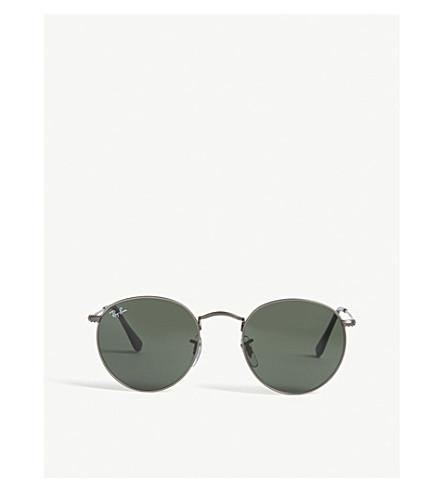 RAY-BAN RB3447 Matte gunmetal phantos sunglasses (Matte+gunmetal
