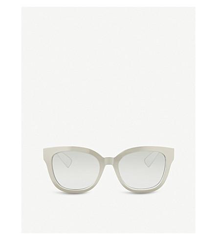 DIOR Diorama1 cat eye-frame sunglasses (Grey